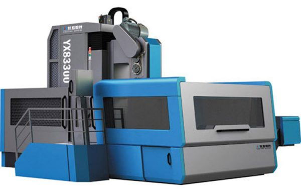 CNC High Speed Gear Milling Machine